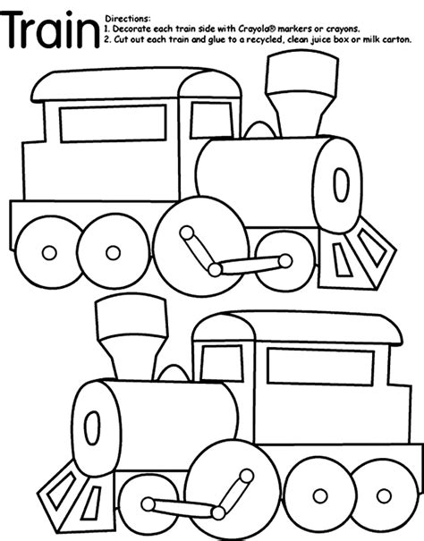 coloring pages  kids trains coloring pages