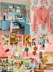 Nursery Collages and Design Boards