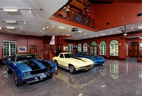 Car Garage by High End Cars Need Luxury Garages I Like To Waste My Time
