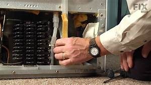Ge Refrigerator Repair  U2013 How To Replace The Condenser Fan