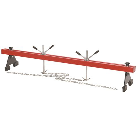 Boat Motor Support Bar by 1000 Lb Capacity Engine Support Bar