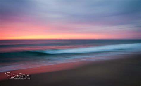 intentional camera movement photography ocean wave