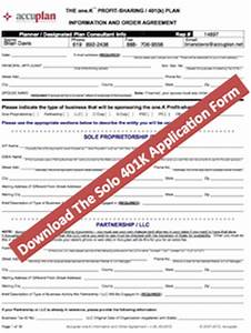 solo 401k contribution limits and benefits are exciting With solo 401k plan documents