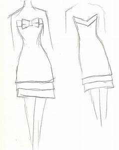 Simple Dress with Bow 2 by yukiko-design on DeviantArt