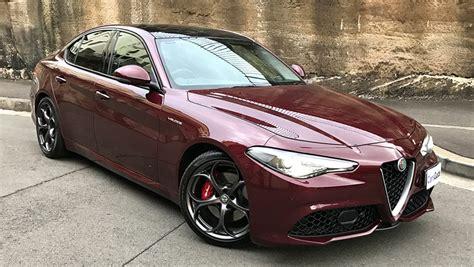 alfa romeo veloce alfa romeo giulia 2018 review carsguide