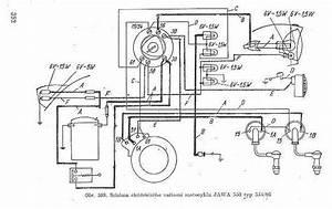 Jawa 559 Wiring Diagram