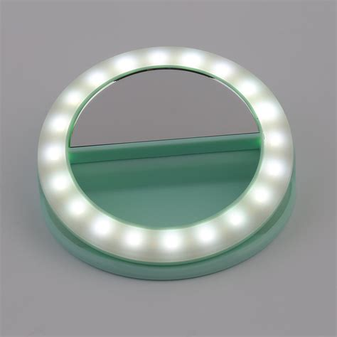 ring light for iphone xj06 adjustable selfie phone photography ring light