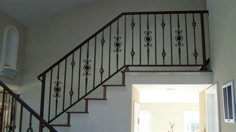 interior stair railing ideas gonzales iron works