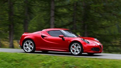 Build Your Own Alfa Romeo 4c And Watch It Drive