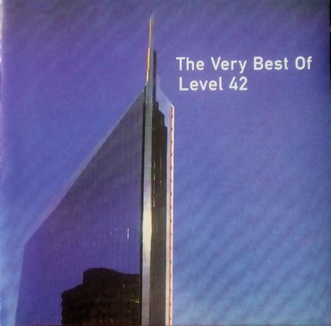 Level 42 - The Very Best Of Level 42 (CD) | Discogs