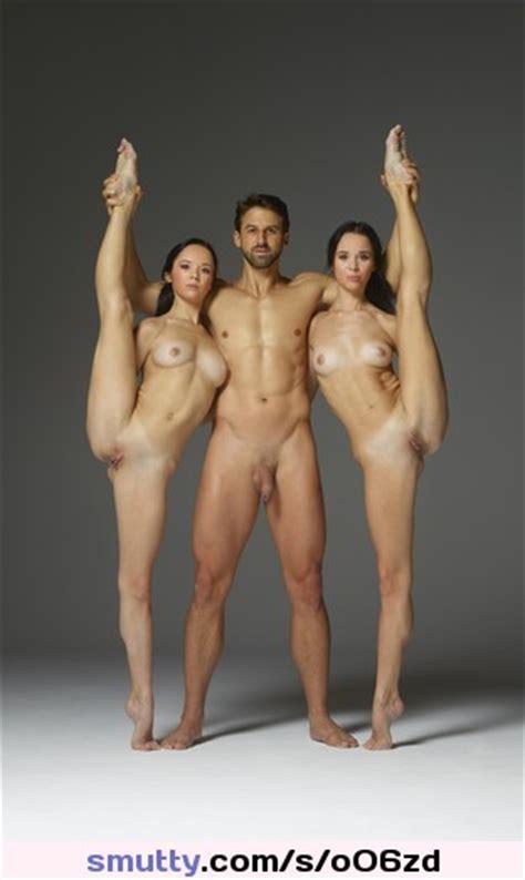 Naked Gymnastics Nakedsport Nakedgymnast Pussy Hot