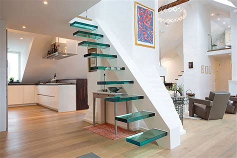 Trendy Home With Unique Staircase by Unique And Creative Staircase Designs For Modern Homes