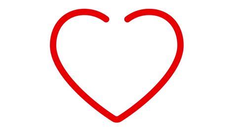 Heart Beat Line Stock Footage Video