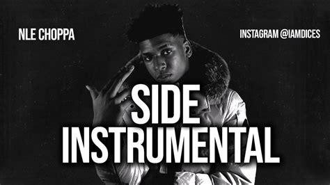 nle choppa side instrumental instrumentalstv