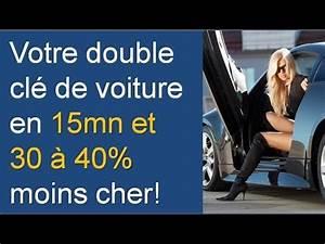 Double Clé Voiture : refaire double cl de voiture cl de voiture 30 40 doovi ~ Maxctalentgroup.com Avis de Voitures