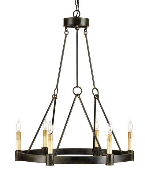 currey and company 9022 chatelaine six light chandelier