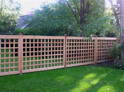 lattice wood fence panels outdoor decorations wood fence panels settings  options