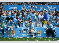 Super Computer Has Manchester City Winning The EPL Title