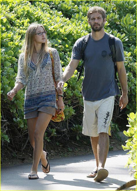 Paul Walker And Jasmine Pilchard Gosnell Break Up