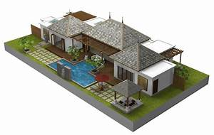 Bali Style House Floor Plans – Styles Of Homes With
