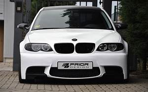 Prior Design U0026 39 S Kit Brings Bmw E90 M3 Bumpers To E46 Sedans