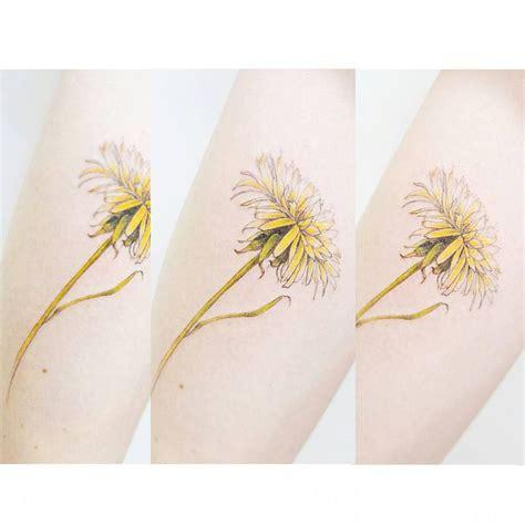 Best 25+ Dandelion Tattoos Ideas On Pinterest Dandelion