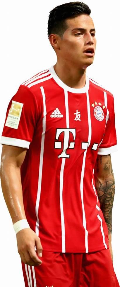James Render Rodriguez Bayern Rodriguez Footyrenders Football