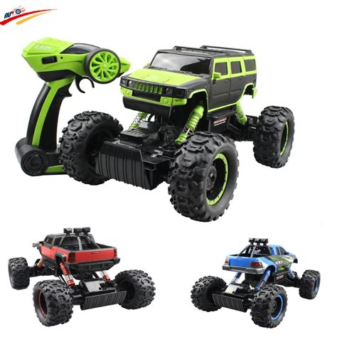 toy monster trucks racing rc car 2 4g 1 14 rc rock crawler 4wd monster truck off