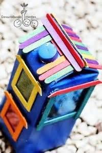faroles el 14 de setiembre con materiales reciclados costa rica reciclaje pinterest
