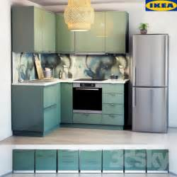 Ikea Hanging Cabinets 3d models kitchen ikea kitchen kallarp