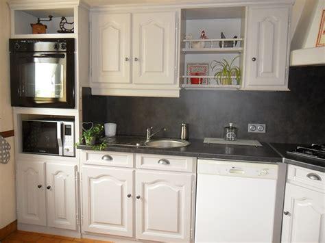 repeindre sa cuisine en chene renovation cuisine rustique chene 12 pin repeindre sa