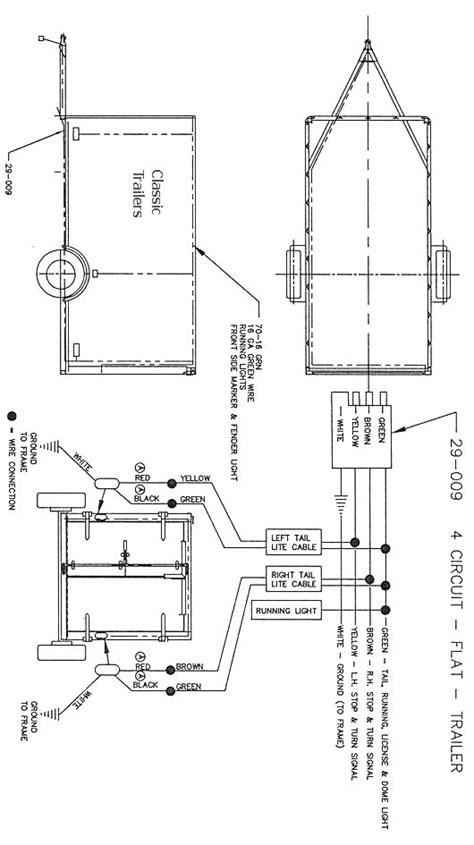 Trailer Wiring Diagram Wire Circuit Ideas