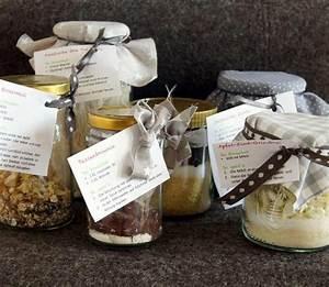 Essbare Geschenke Selber Machen : geschenk aus der k che selbstgemachte koch und backmischungen essen geschenke aus der ~ Eleganceandgraceweddings.com Haus und Dekorationen