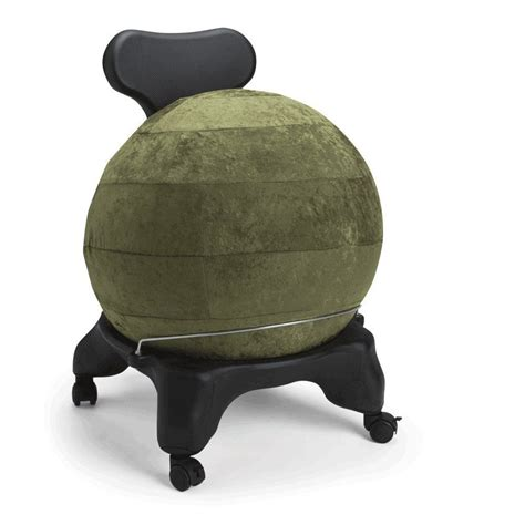 gaiam balance chair cover only exercise weight