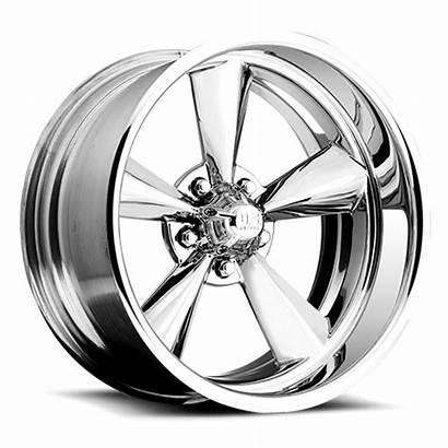 Mags Standard U200 Wheels Chrome Dish Rims