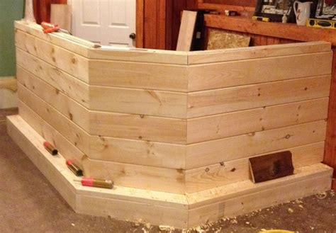 building  basement bar woodworking talk woodworkers