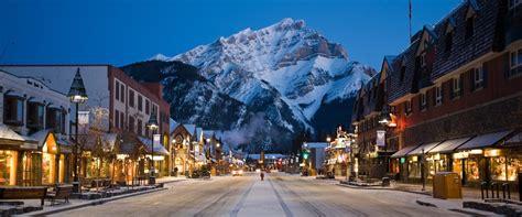 Transportation From Calgary To Banff