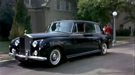 1960 Rolls-royce Phantom V Park Ward In
