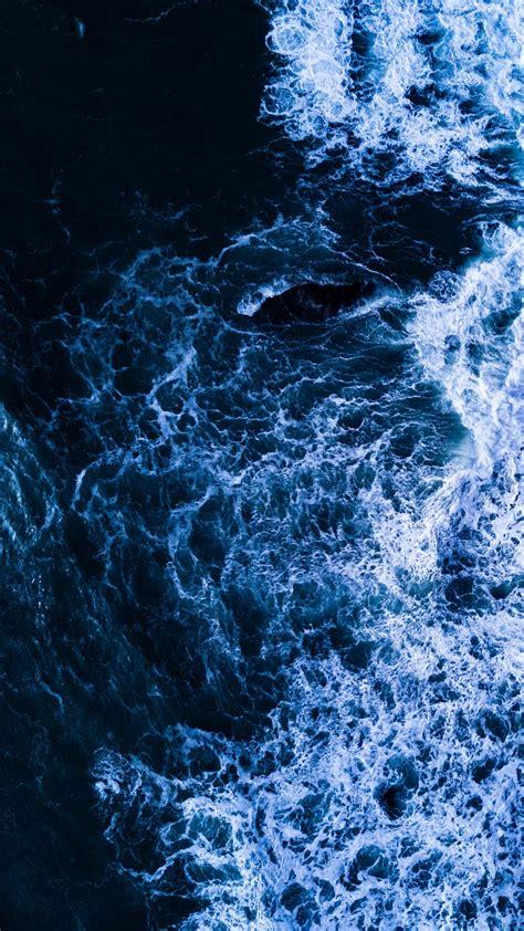 Abstract Wallpaper Water by Sea Foam Surf Water Wallpaper 1440x2560