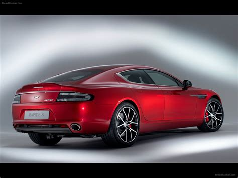 Aston Martin Rapide S Picture by Aston Martin Rapide S 2014 Car Picture 07 Of 48
