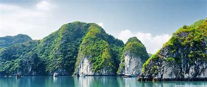 Vietnam Bay Ha Scenery 4k Ultra Desktop