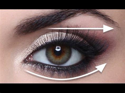straight  technique  hooded eyes full demo