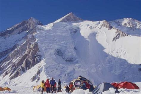 Gasherbrum Ii Mountain Photo By