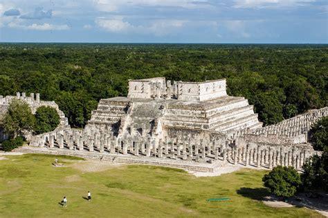 Chichén Itzá - Die Maya-Stadt in Mexiko