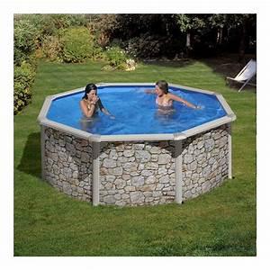 Sable Piscine Hors Sol : piscine hors sol cerdena gre diam 350 cm h120 filtre sable ~ Farleysfitness.com Idées de Décoration