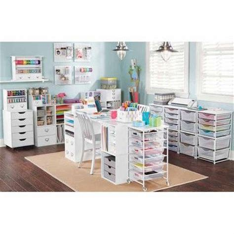 Recollections Craft Room Storage  Deaft West Arch
