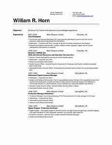 resume setup the best resume With free resume setup