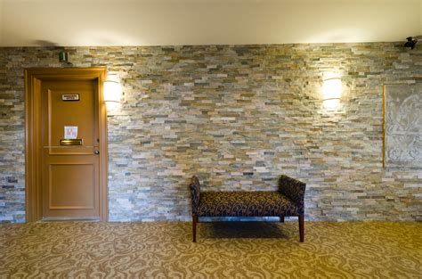 Creative Faux Stone Panels For Wall Interior Decor