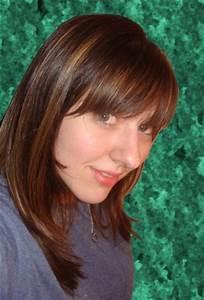 Brown hair with caramel highlights   Hair   Pinterest ...