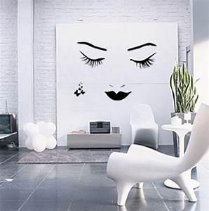 Sticker vinyl wall art decal designs for interior